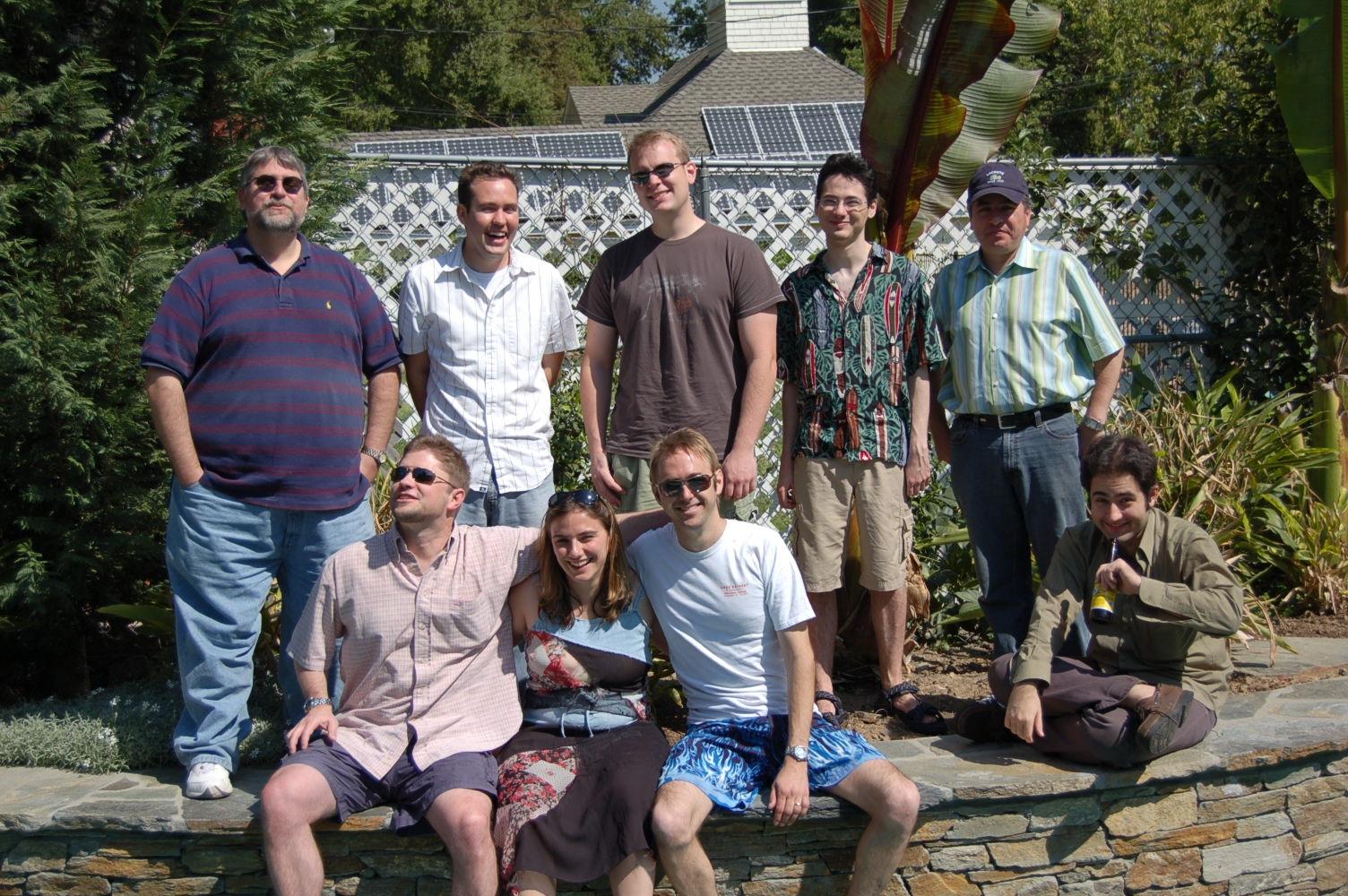 ab inventio Founding team, March 31st 2007