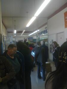 Post Office Lines Exposed
