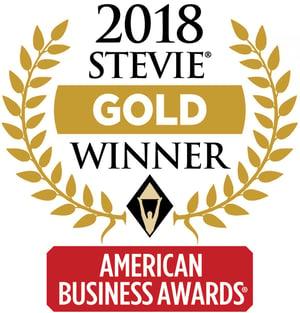 2018 Gold Stevie ABA