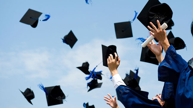 Throwing-graduation-caps