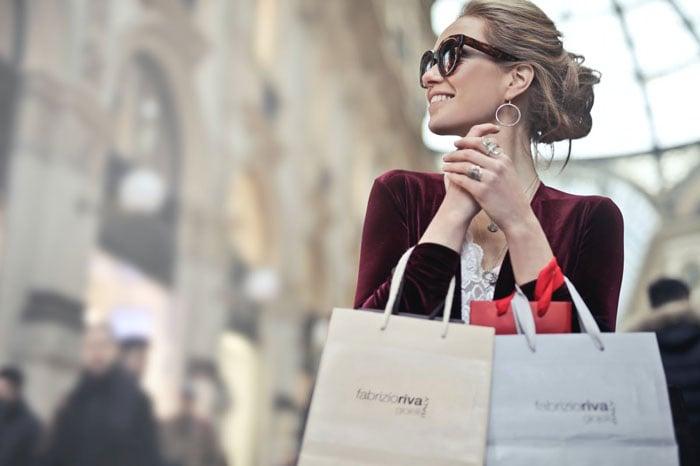 woman enjoying good customer experience strategies